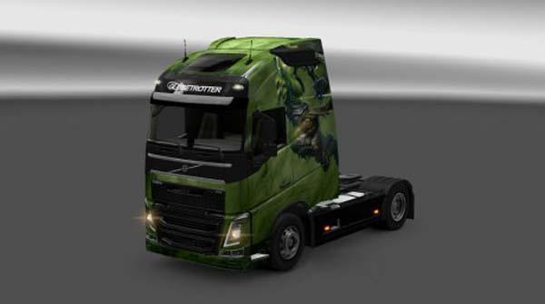 Volvo FH 2012 Goblin Skin
