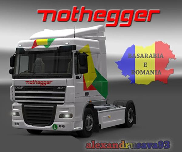DAF Nothegger Skin