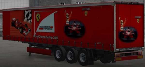 Ferrari WCS 2012 Trailer