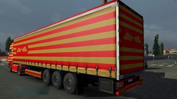 Floombargh Streamline skin + trailer