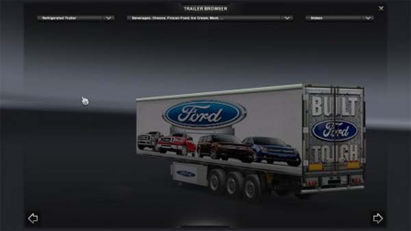 Ford Trailer