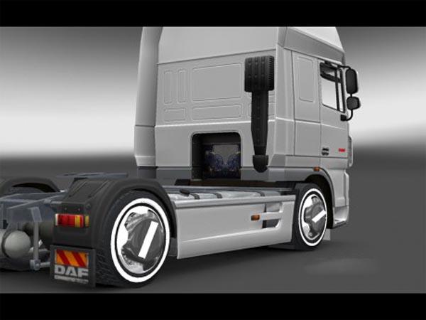 Fosforlu Firfirli Mercedes Jant wheels