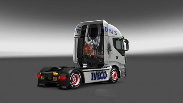 Iveco Hi Way Dark Skin