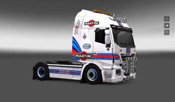 Iveco Hi Way Martini Racing Pack