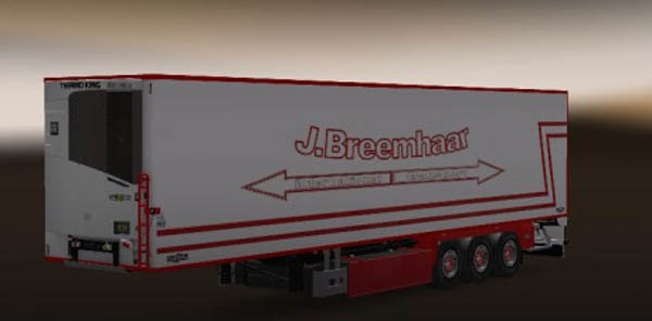 J.Breemhaar Trailer