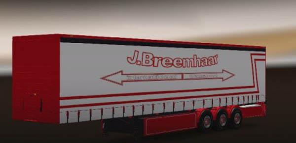 J.Breemhaar Trailer