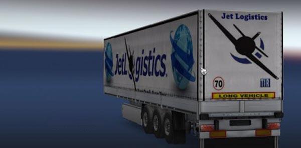 Jet Logistic Trailer