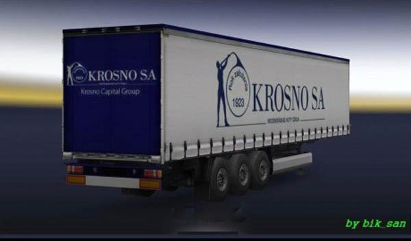 Krosno SA Trailer
