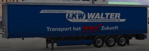 LKW Walter Trailer