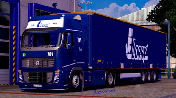 Lorry Skin for volvo fh 2009