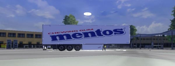 Mentos Trailer