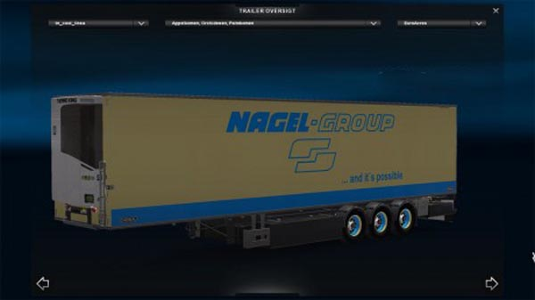 Nagel-group chereau trailer