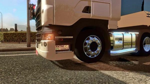 New wheels for Scania