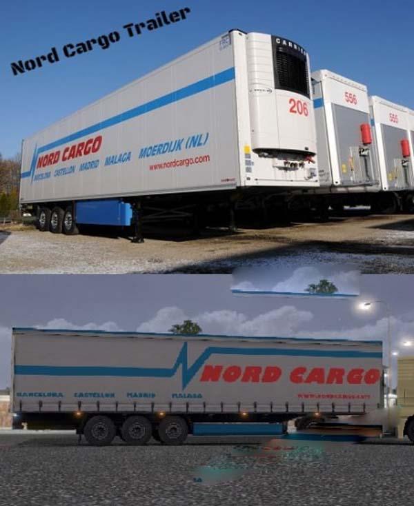 Nord Cargo Trailer