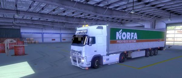 Norfa Trailer