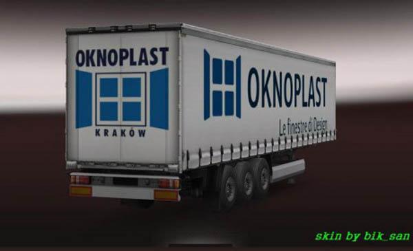 Oknoplast Trailer