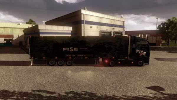 Pack Skin Truck Fise + Schmitz Trailer Fise