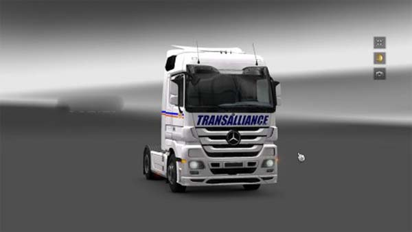 Pack skin Transalliance