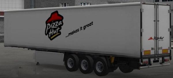 Pizza Hut Trailer
