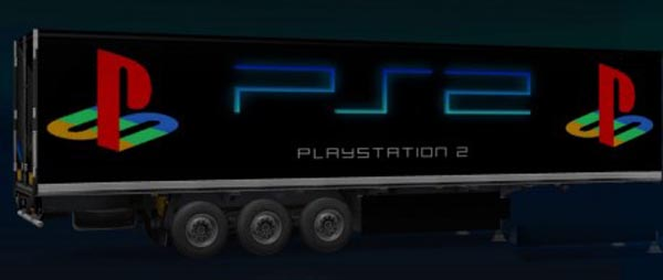 Play Station 2 Trailer