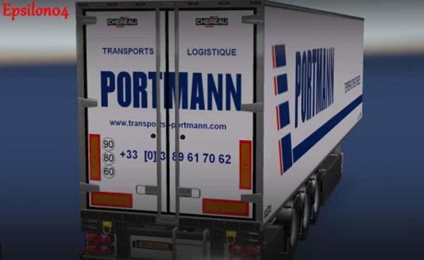 Portmann Trailer
