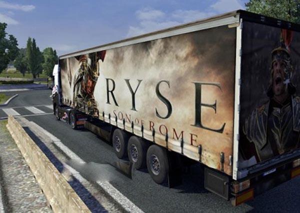 Ryse Son of Rome trailer