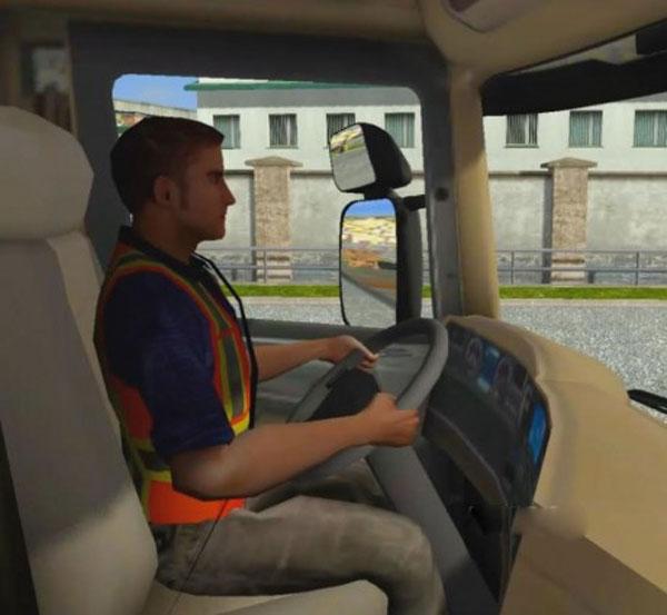 Safety Vest Mod for Driver