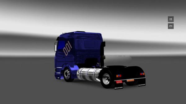 Scania 113 + Accessories