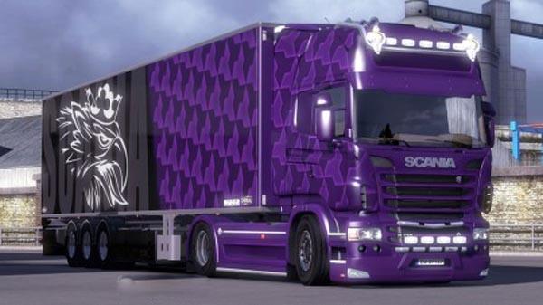 Scania Combo Pack (Purple)