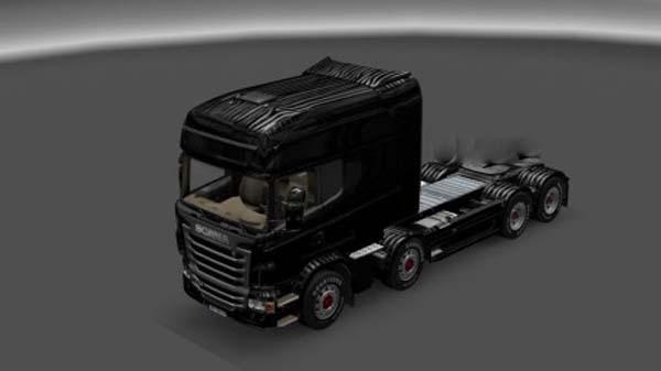 Scania EXC LongLine (update 1.12.1)