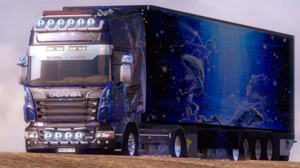 Scania Kagaya Combo Pack