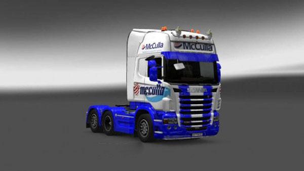 Scania McCulla Skin