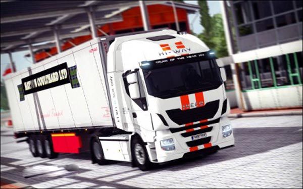 Skin Iveco Nord