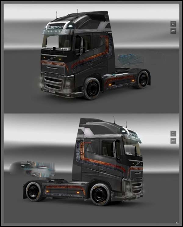 Skin for Volvo FH 2012