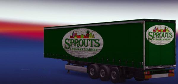 Sprouts Farmers Market Trailer