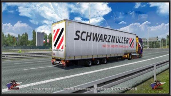 TZ SchwarzMuller Jumbo Trailer