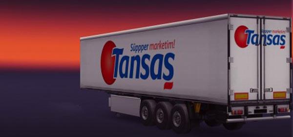 Tansas Supermarket Trailer