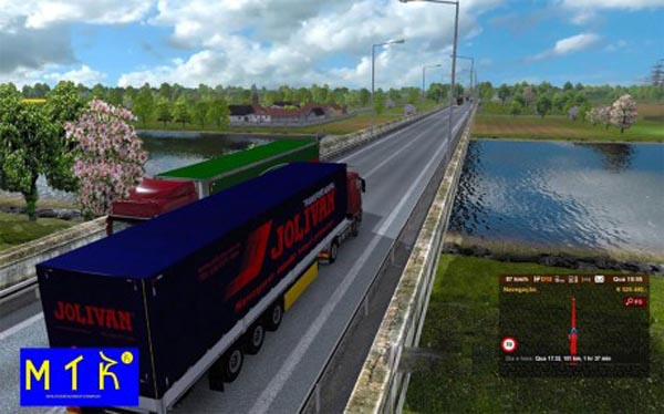 Trailer Jolivan Transportes
