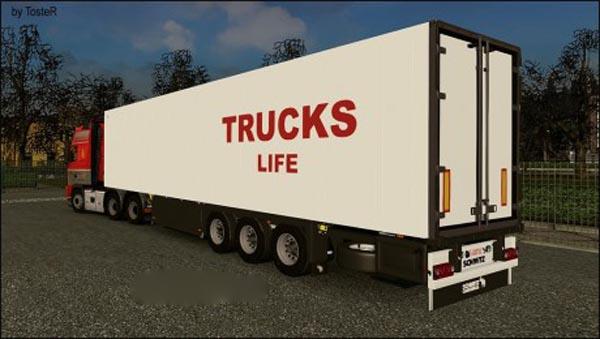 Trailer Trucks-Life