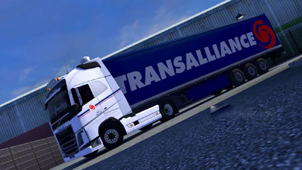 Transalliance trailer