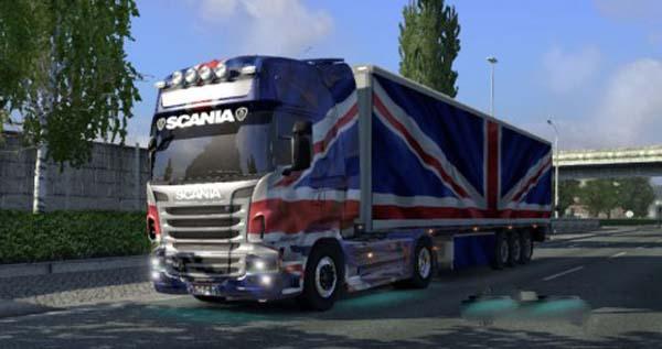UK Flag Kw2