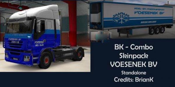 Voesenek BV Combo Pack