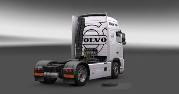 Volvo FH 2009 – 750 Skin