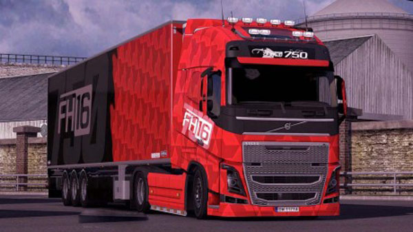 Volvo combo pack (RED)