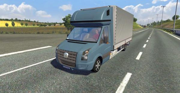 AI Traffic Volkswagen Crafter