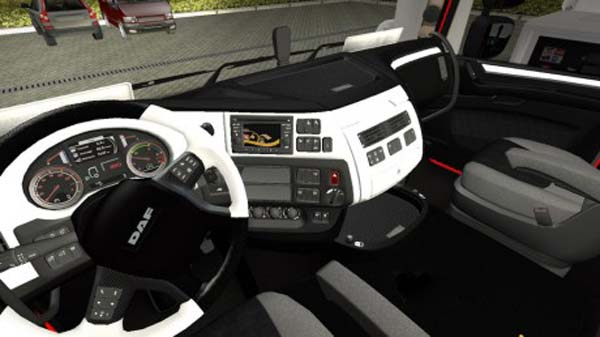 DAF XF Euro 6 Limited Edition Interior