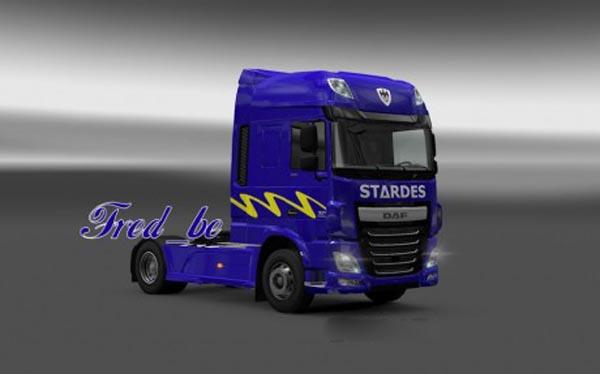 DAF XF Euro6 Stardes
