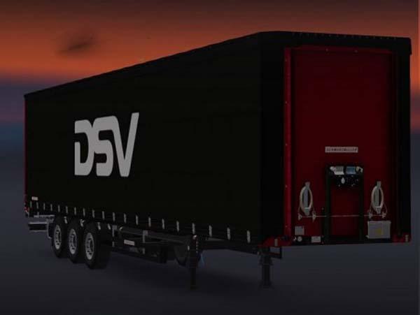 DSV Schwarzmuller (Black)