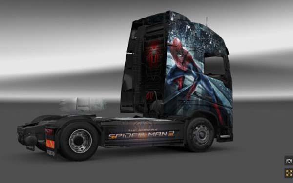 FH 2013 Amazing Spiderman Skin