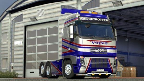 GTM Volvo Metallic Skin